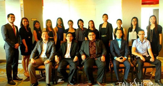 COMMUNICATION EXCELLENCE GRADUATION – SEPTEMBER 2014