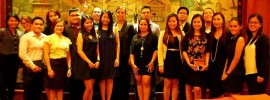 TalkShop Communication Excellence Graduation Ceremony 15 Sept 2014