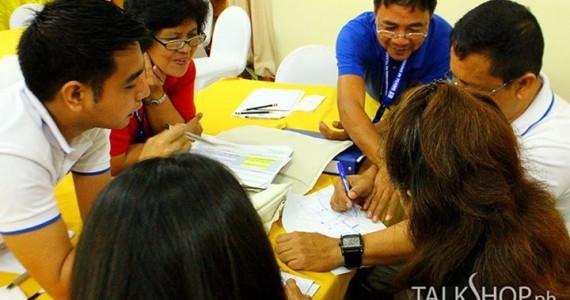PLANNING AND ORGANIZING WORKSHOP – BATCH 3