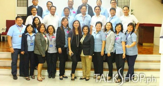 PUBLIC SPEAKING AND PERSONALITY DEVELOPMENT FOR DPWH DIRECTORS