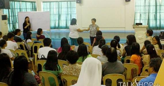 Public Speaking & Confidence Building for Teachers – October 2014