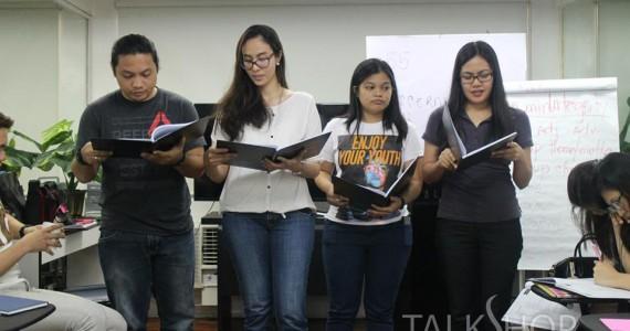 Speech and Presentation WorkShop