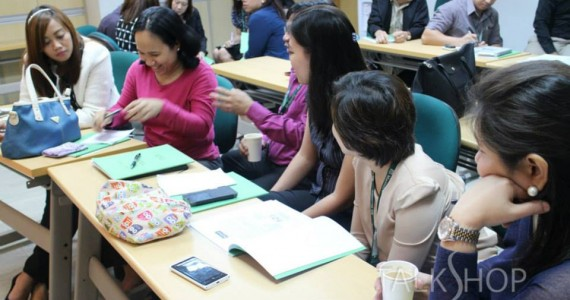 Business Writing WorkShop – Manulife
