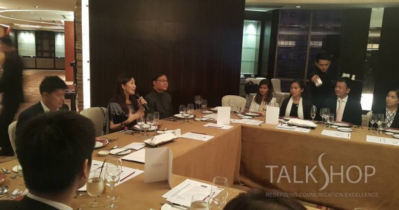 Social Graces and Dining Etiquette Workshop