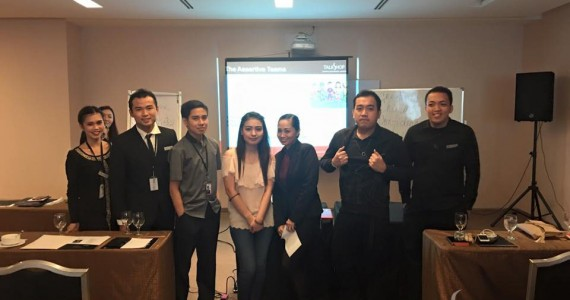 ASSERTIVENESS TRAINING / SERVICE EXCELLENCE – 20 NOV 2015