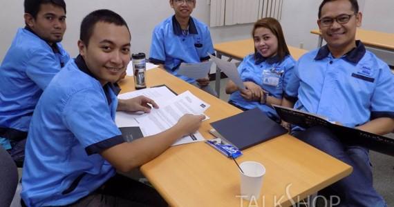 EFFECTIVE PRESENTATION SKILLS – SMK ELECTRONICS PHILS.