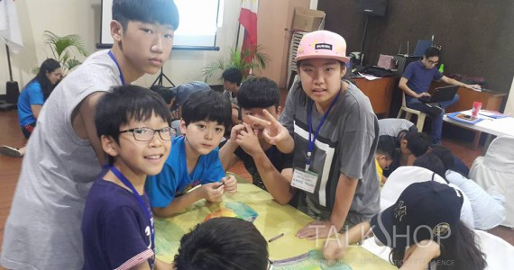 ENGLISH LEARNING CAMP JULY-AUG 2016