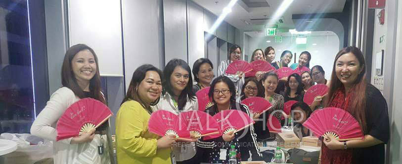 EMPOWERING WOMEN THRU STORYTELLING 29 MARCH 2017