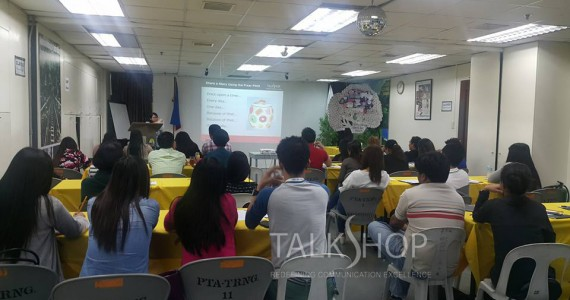 COMMUNICATION EXCELLENCE AND CONFIDENCE BUILDING 31MAR2017