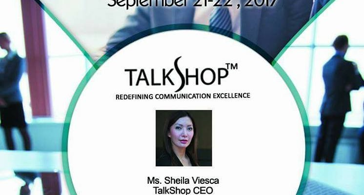 COMMUNICATION EXCELLENCE 21-22Sept17