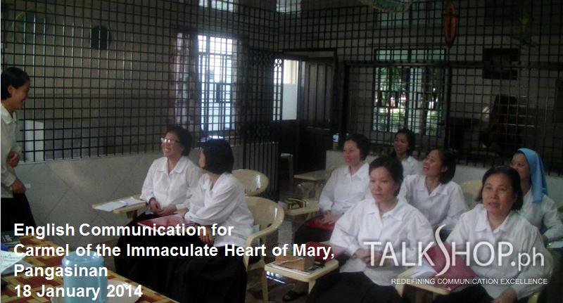 Carmelite Nuns Choose TalkShop