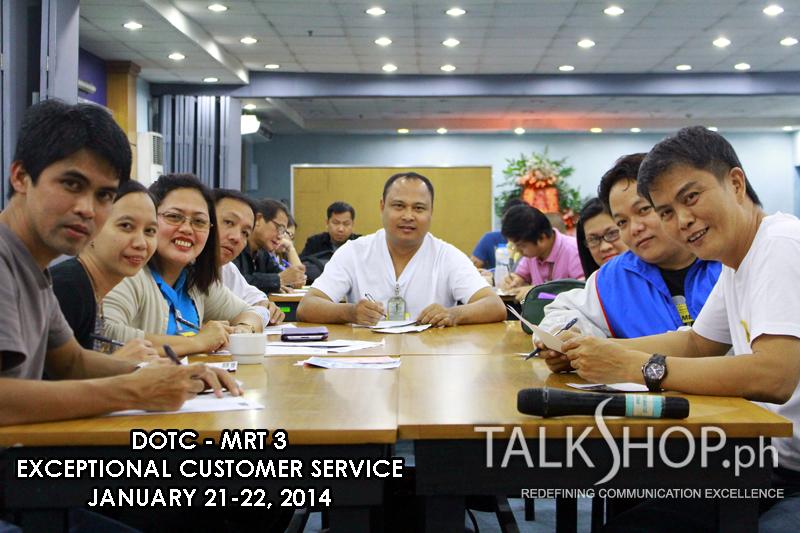 TalkShop exceptional customer service