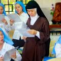 TalkShop training for Mt. Carmel Monastery