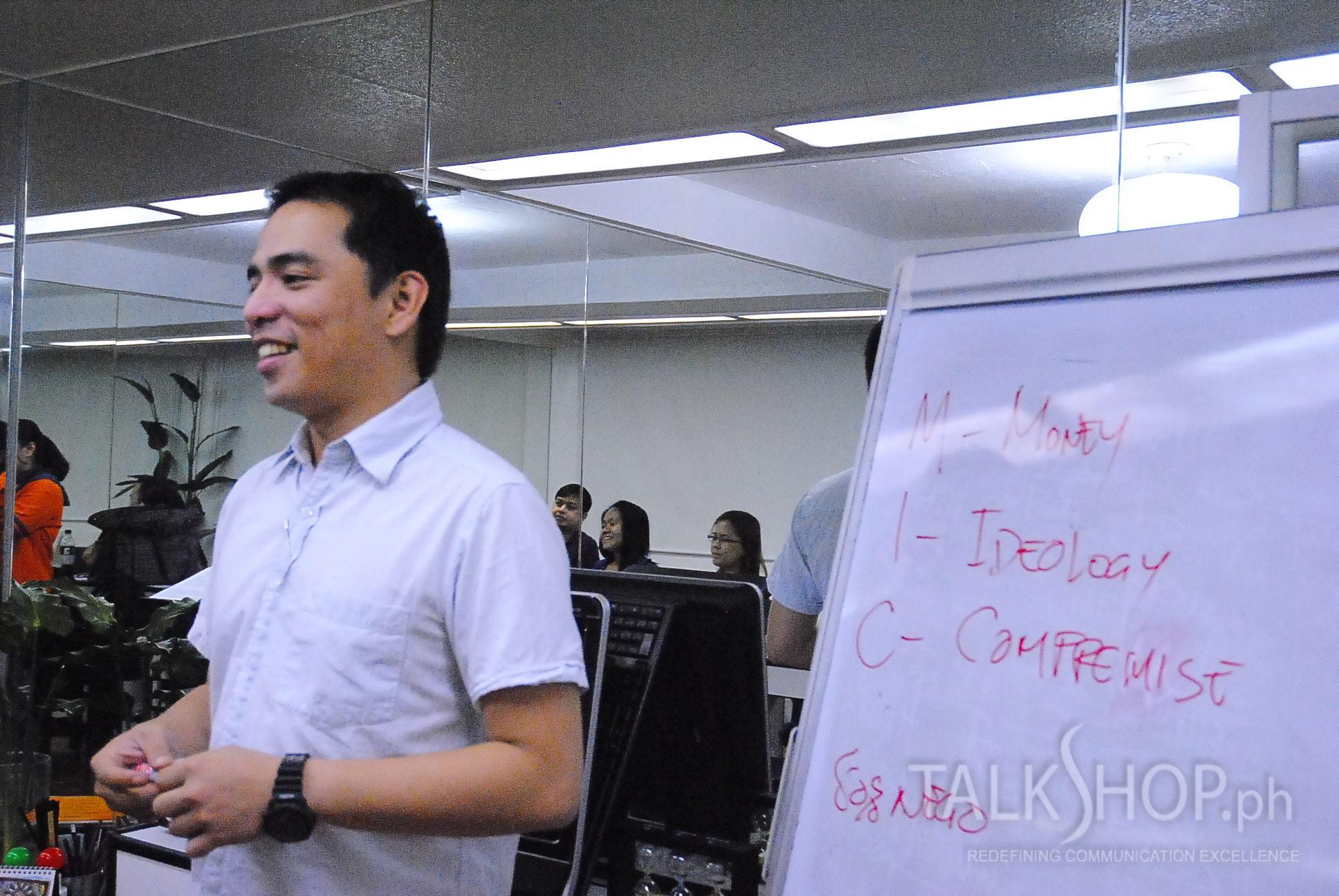 TalkShop Negotiation Skills Training