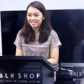 TalkShop student