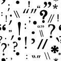 TalkShop punctuation tips